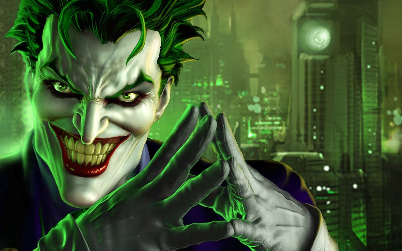 3D Wallpaper - Joker