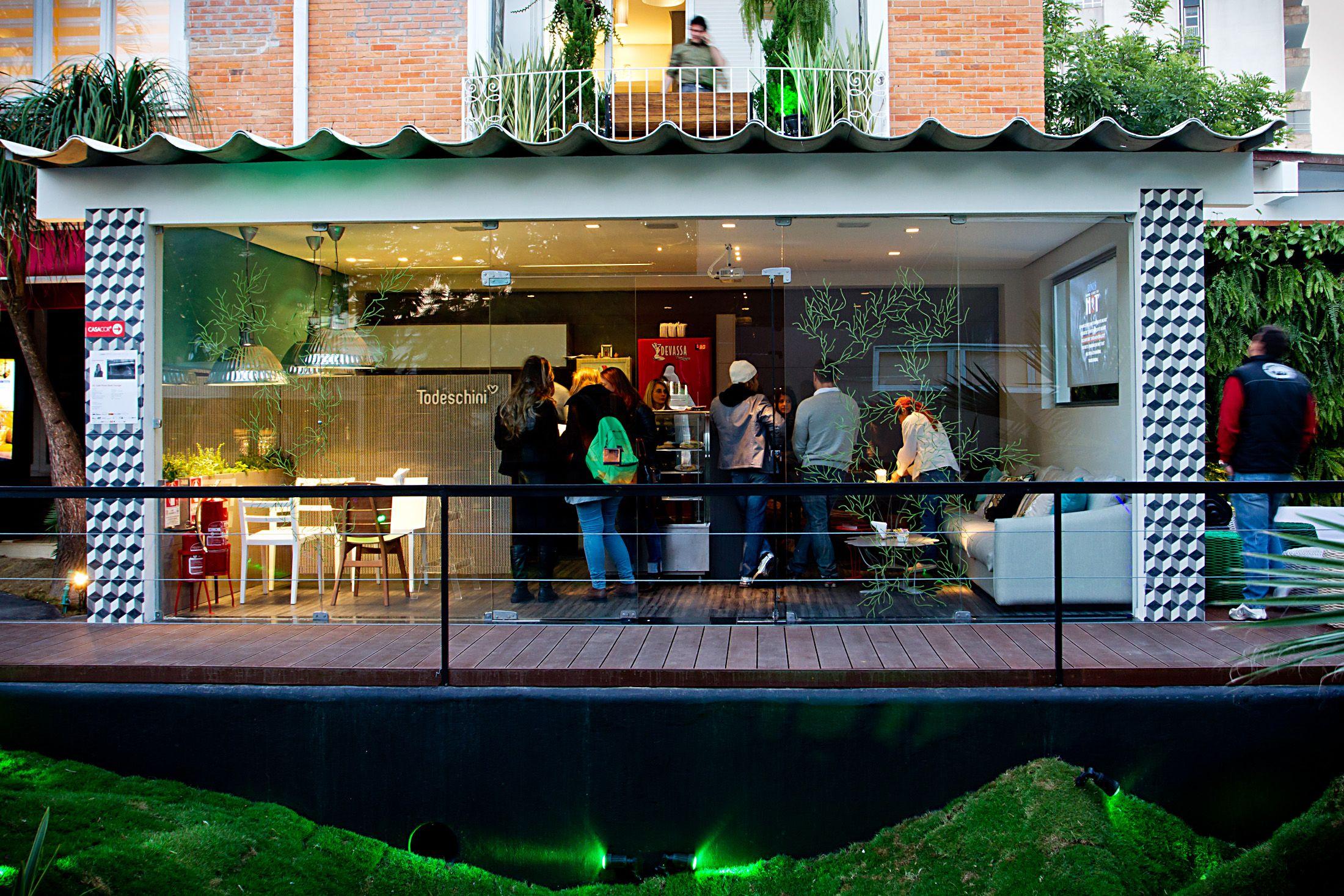 Todeschini   Casa Cor RS 2012: Café Preto