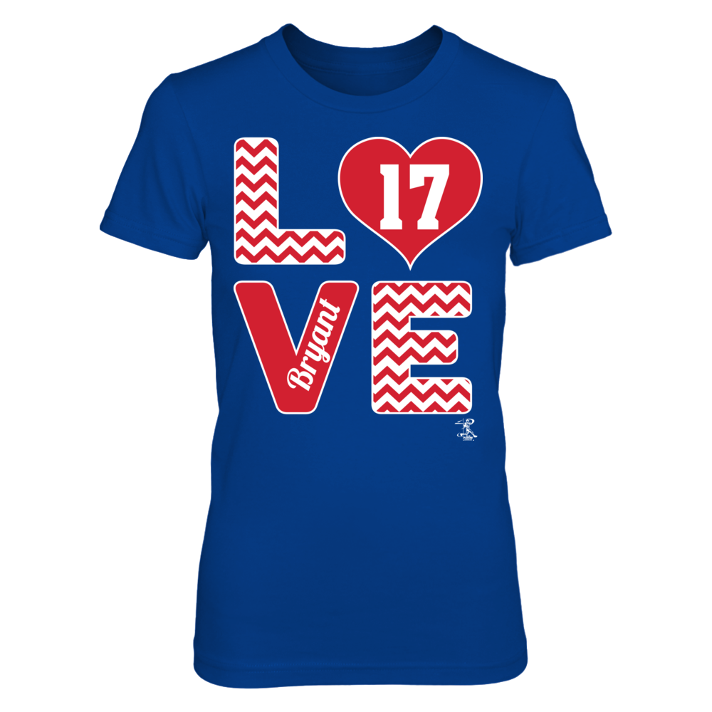finest selection dca29 25886 Stacked Love - Kris Bryant | ♥ KB ♥ | Sports shirts ...