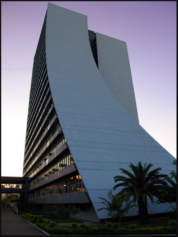 Predio centro administrativo do RS  - Porto Alegre