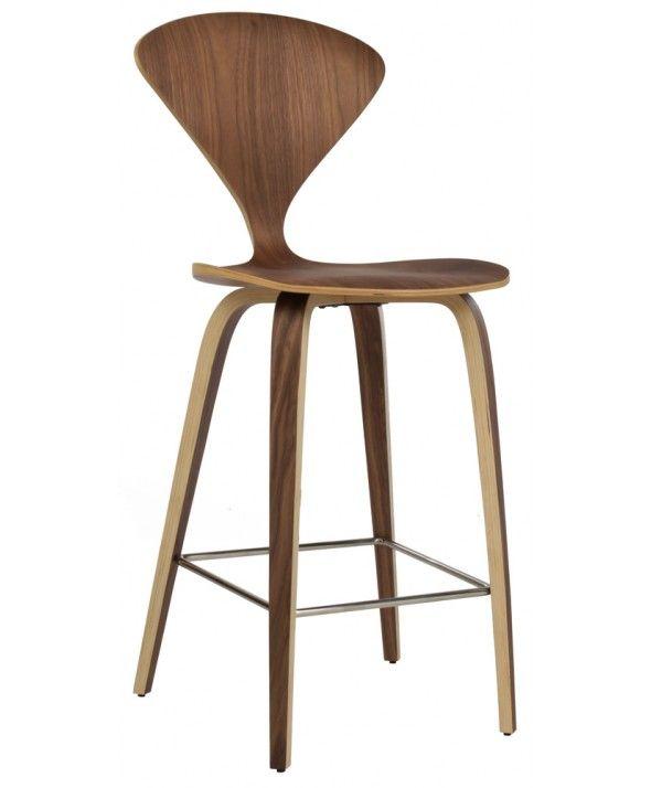 Replica Norman Cherner Barstool   By Norman Cherner   Matt Blatt