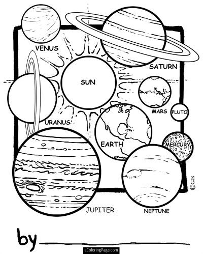 Space coloring pages | Work fun | Pinterest | Spaces, Homeschool and ...