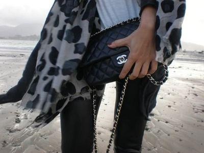 Scarf & Bag