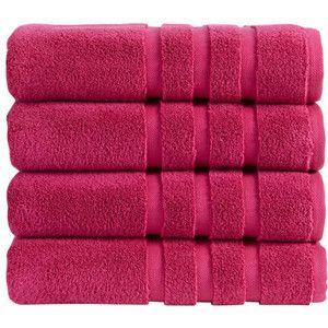 Christy Modena Towel - Magenta