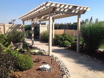 Pergola Walkway Designs 2 560 Pergola Covering Walkway Leading To Pool Terrace Home Design Pergola Walkway Design Diy Pergola