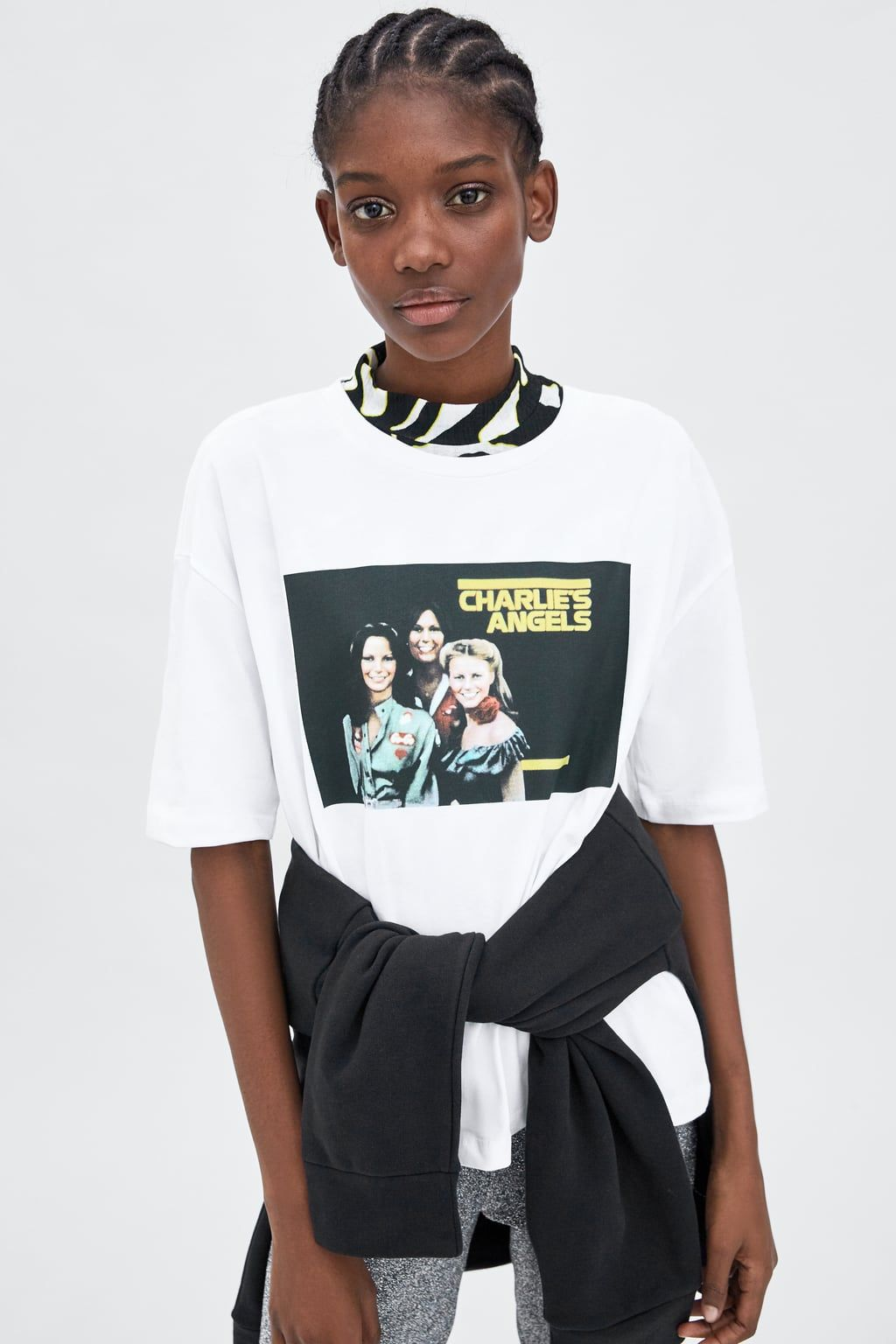 CAMISETA ©CHARLIE`S ANGELS™ | WISH LIST | T shirt, Shirts, Zara