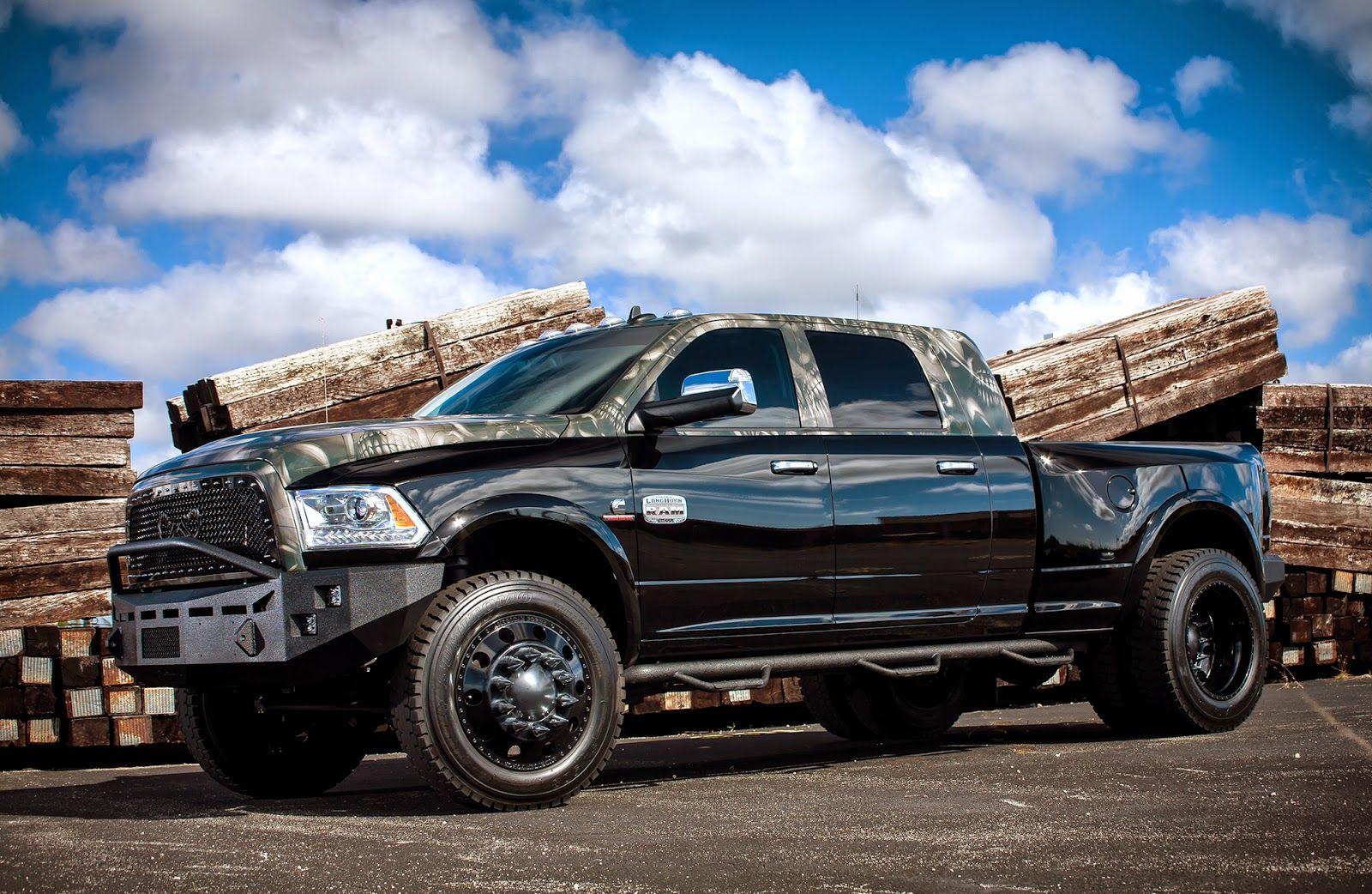 exclusive motoring dodge ram longhorn 3500 dually by american trucks pinterest dodge. Black Bedroom Furniture Sets. Home Design Ideas