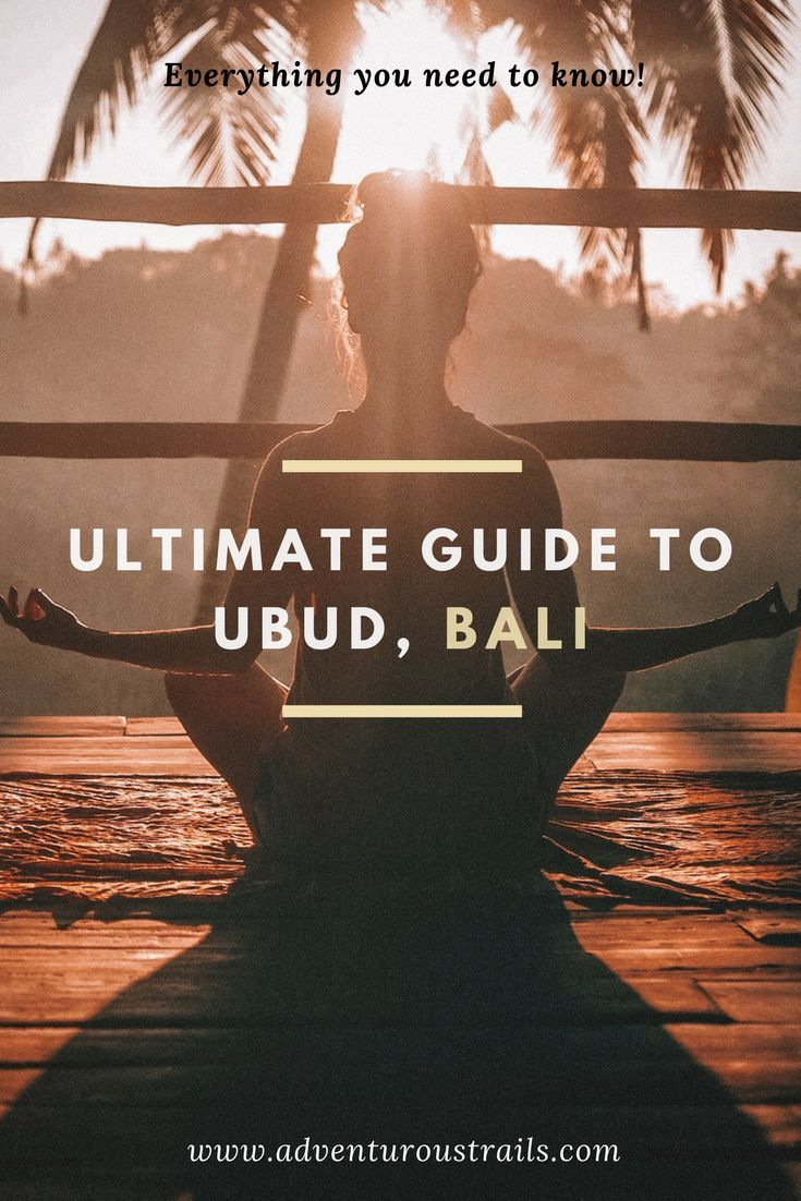A travel guide to Ubud, Bali, Indonesia, with tips on where to stay and the best things to do in Ubud.
