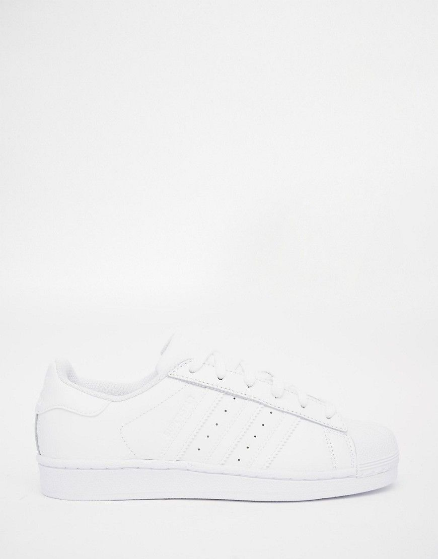 adidas Originals Stan Smith All Over White Trainers White