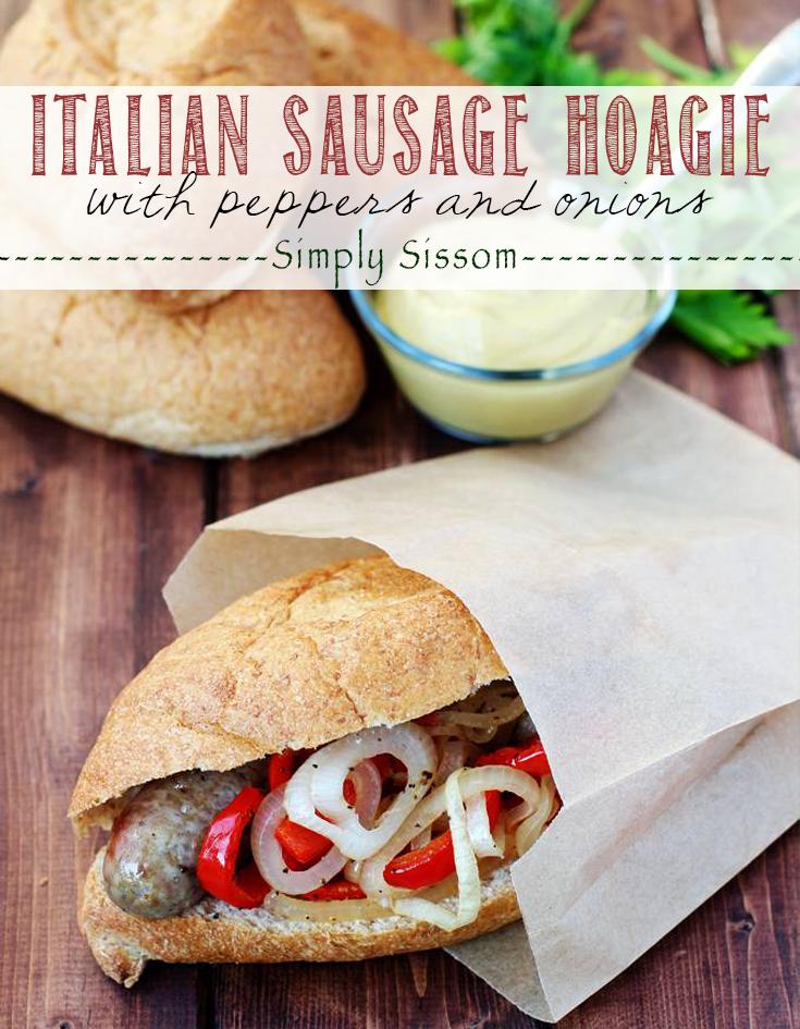Sheet Pan Italian Sausage Gyros Recipe Entree Dinner Sausage
