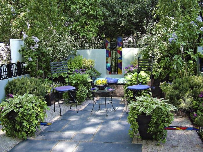 Landscaping Ideas - 75 Examples Of Romantic And Creative ...