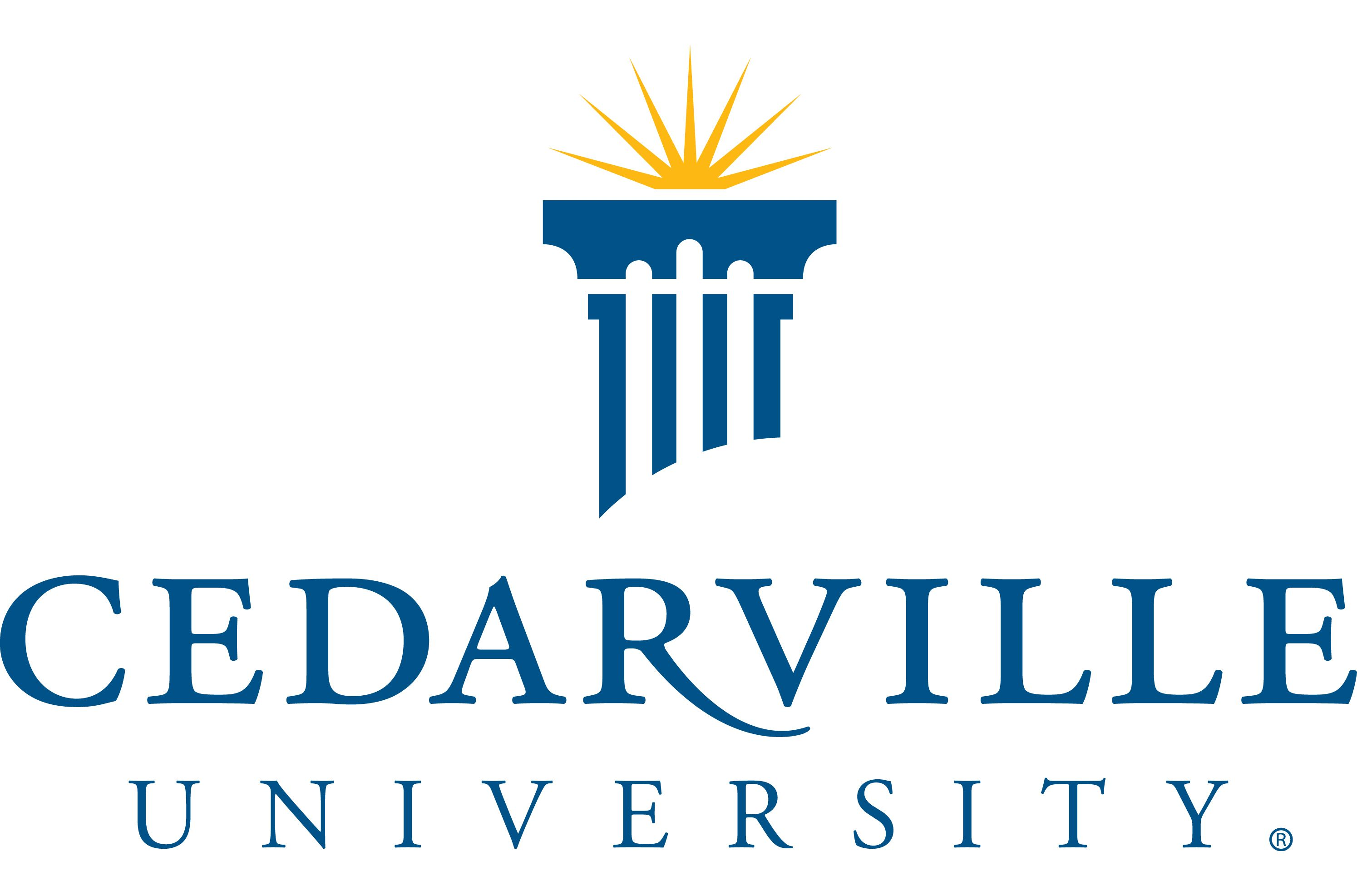 Cedarville University Logo | Cedarville university, Cedarville ...