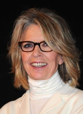Attractive Eyeglasses For Graying Hair Celebrities With