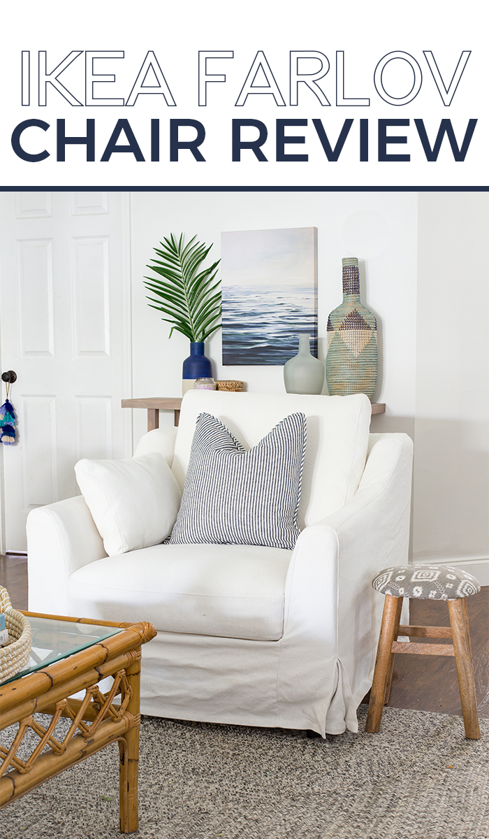 Ikea Chairs The Perfect Pair Of Coastal Chic Chairs Slipcovers