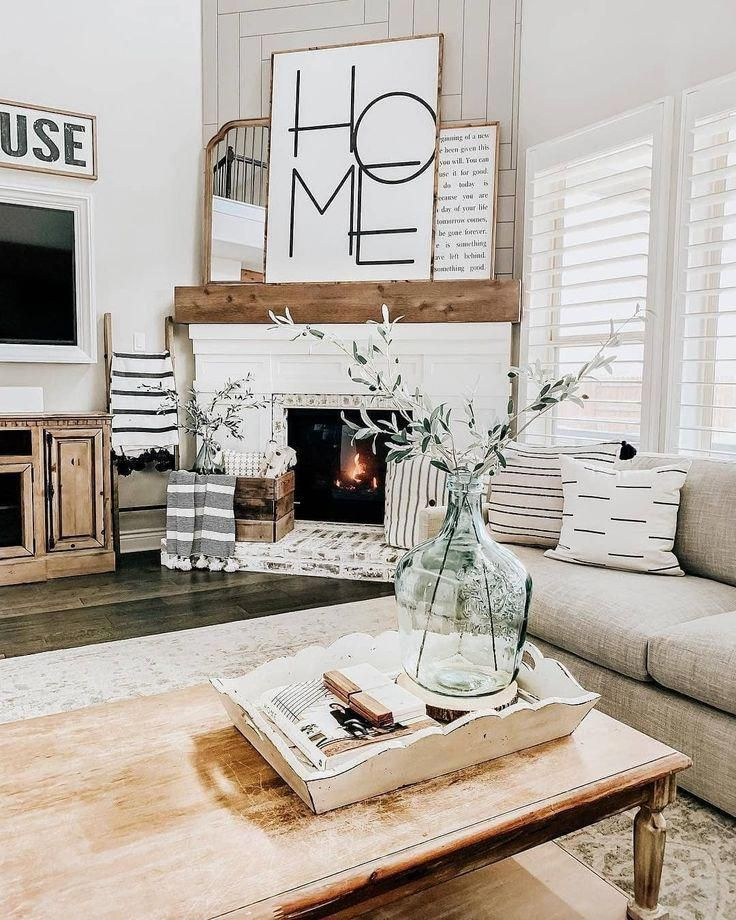 Farmhouse Only on Instagram Follow us Beth Leekeonly for more daily int Farmhouse Only on Instagram Follow us Beth Leekeonly for more daily interior inspo  What are your...