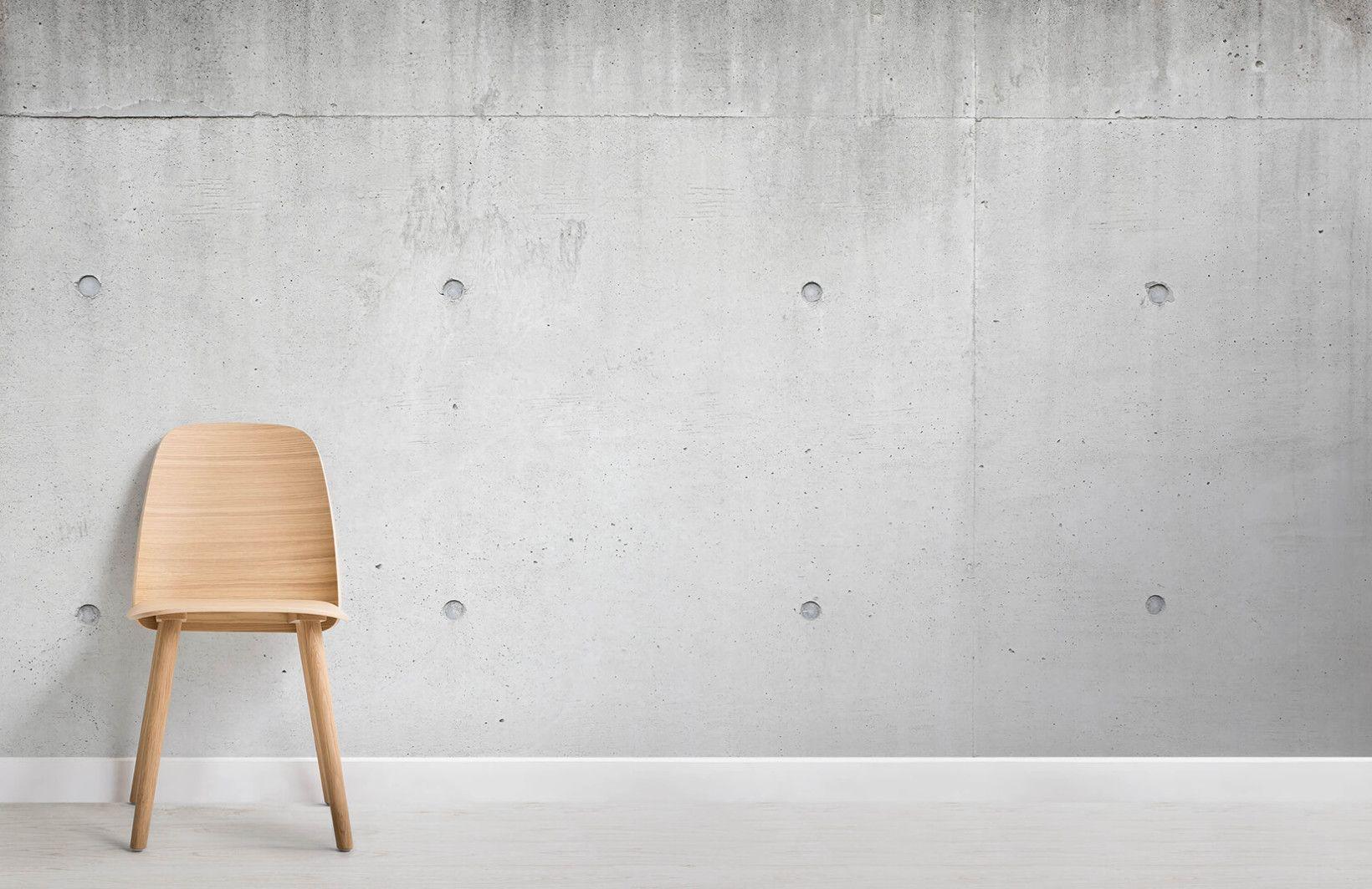 Papier Peint Blocs De Beton Modernes Murals Wallpaper Concrete Wallpaper Wall Texture Design Concrete Blocks