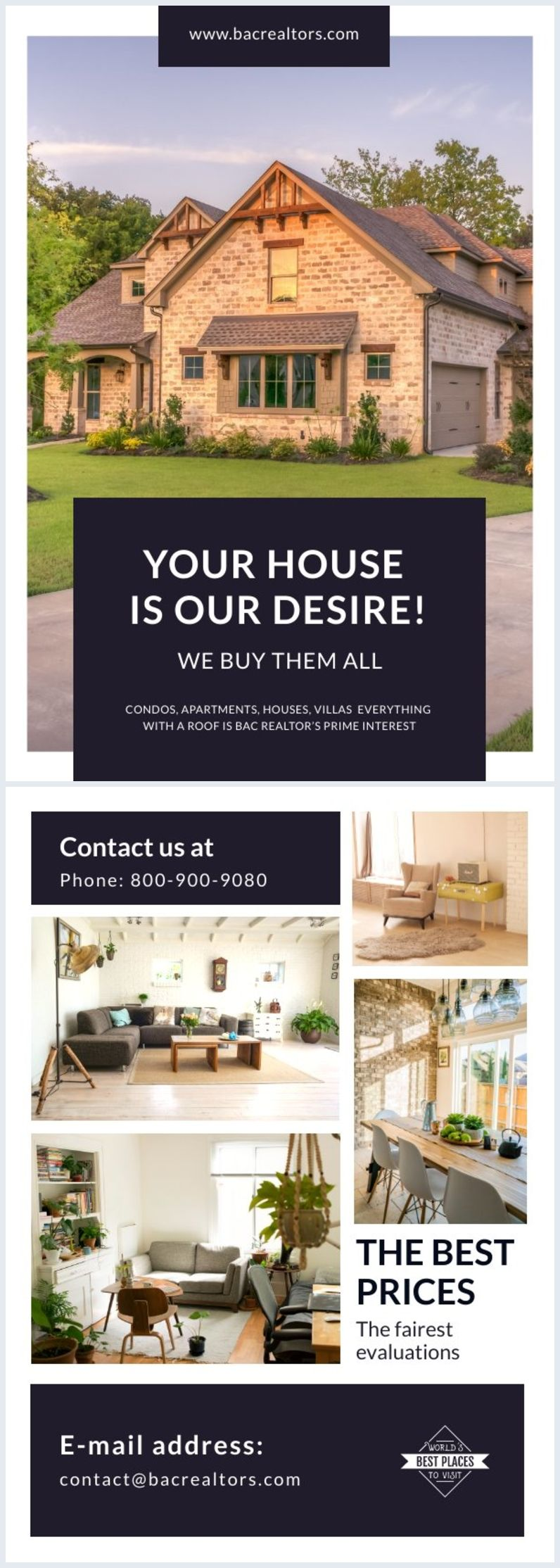 We Buy Houses Flyer Template We Buy Houses Home Buying House