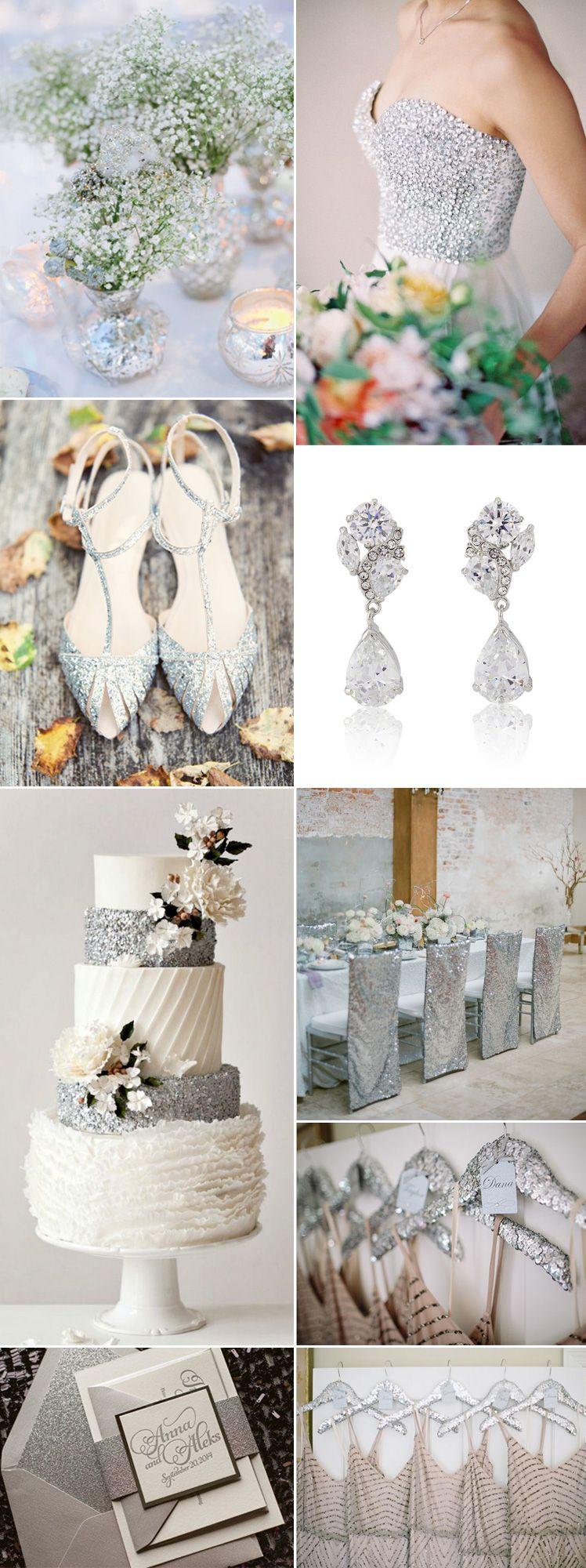 April\'s Diamond - Birthstone Wedding Inspiration | Diamond wedding ...