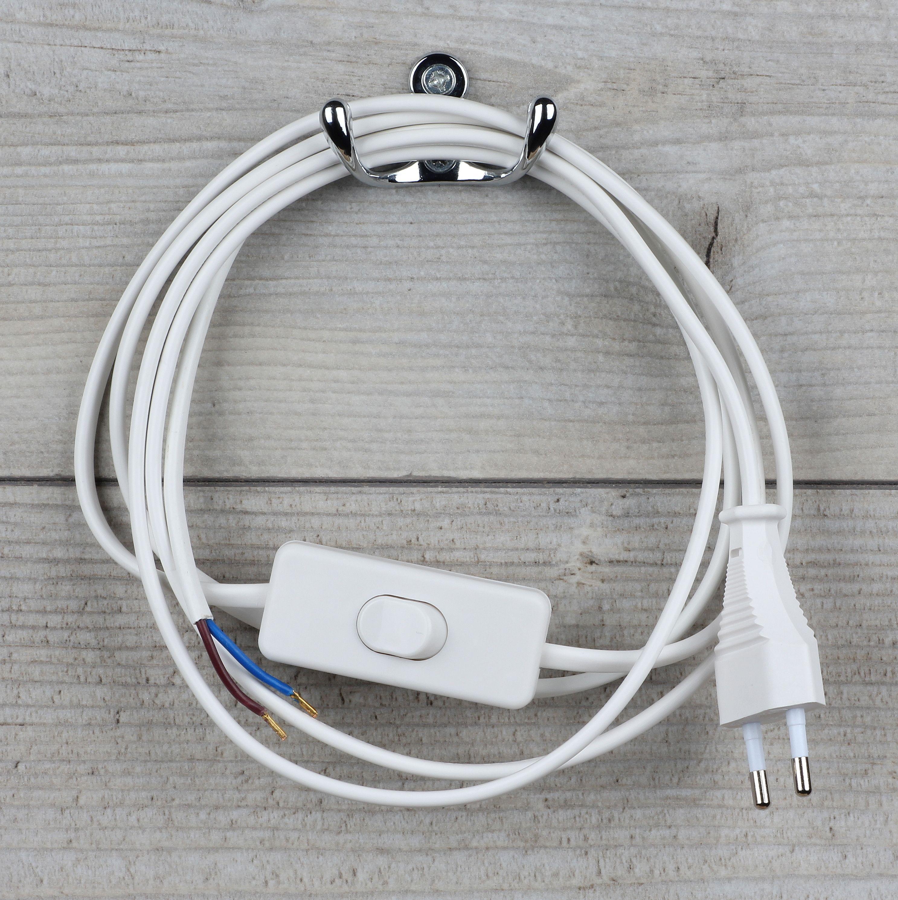 Lampen Anschlussleitung Mit Schalter Und Stecker 4 83 A Schalter Stecker Lampen