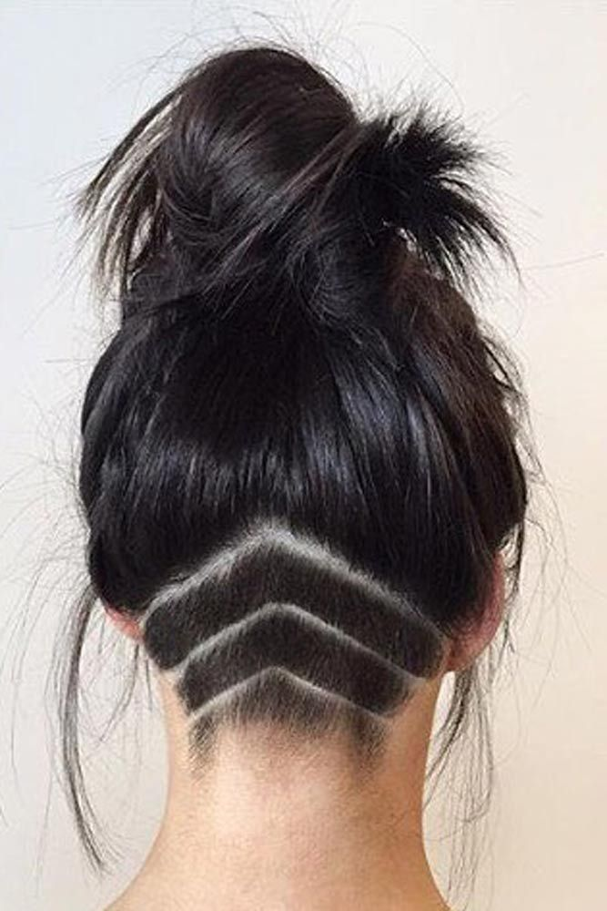 43 Stylish Undercut Women Hair Ideas