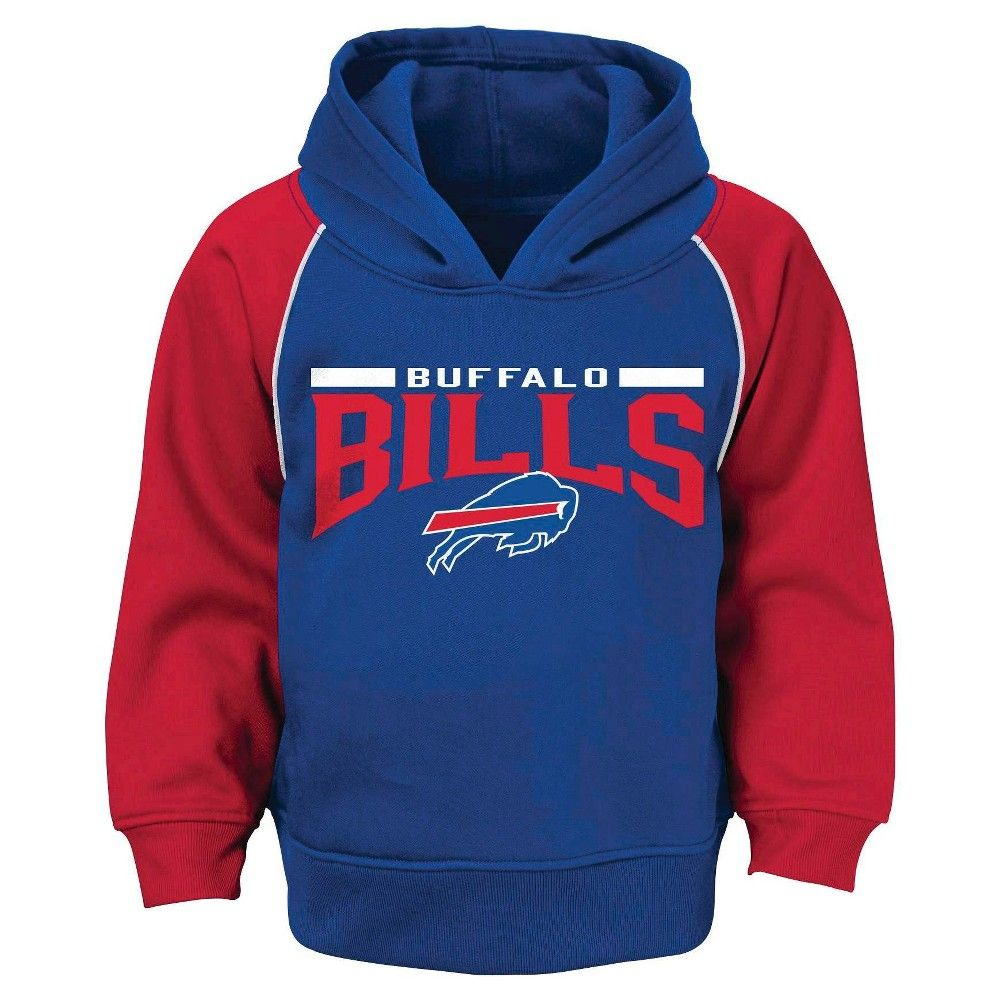 official photos 7fdaa 25c07 Buffalo Bills Toddler/Infant Synthetic Hoodie 2T, Toddler ...