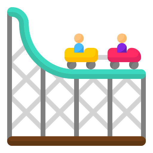 7 223 Free Vector Icons Of Amusement Park Amusement Park Vector Free Free Icons