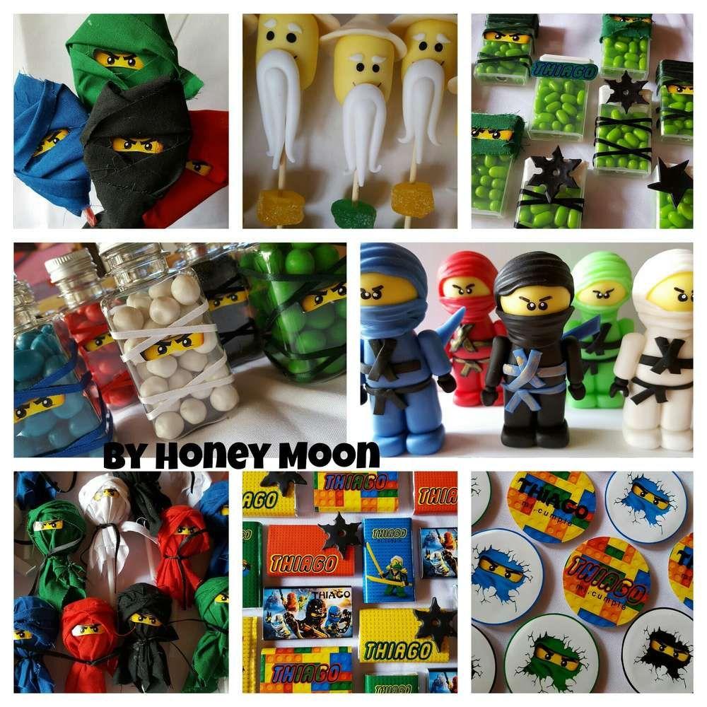 A Lego Ninjago Birthday Party: Ninjago Birthday Party Ideas In 2019