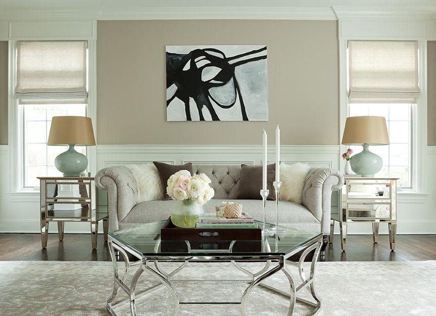Benjamin Moore Stone Hearth 984   Living Room, Kitchen Breakfast Nook And  Bonus Room Color