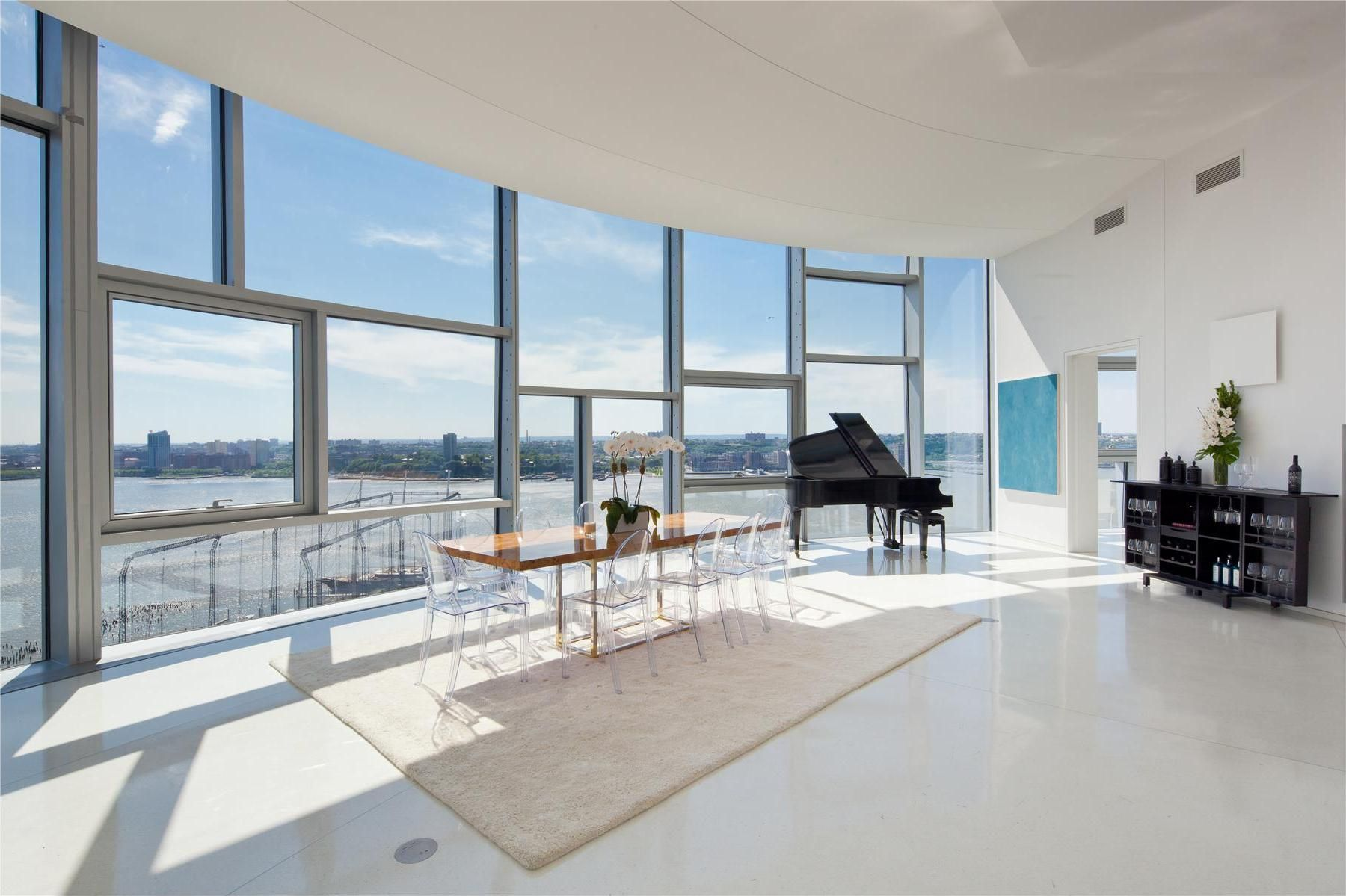 High Quality 100 Ave NYC By Jean Nouvel Penthouse Interior