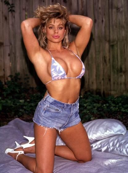 Nice Mature wearing cutoffs and bikini top | Beautiful ...