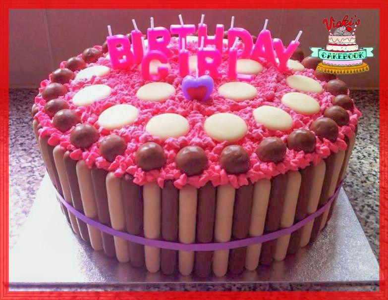 Birthday Cakes Kings Norton Birmingham Vicki S Cakebook My