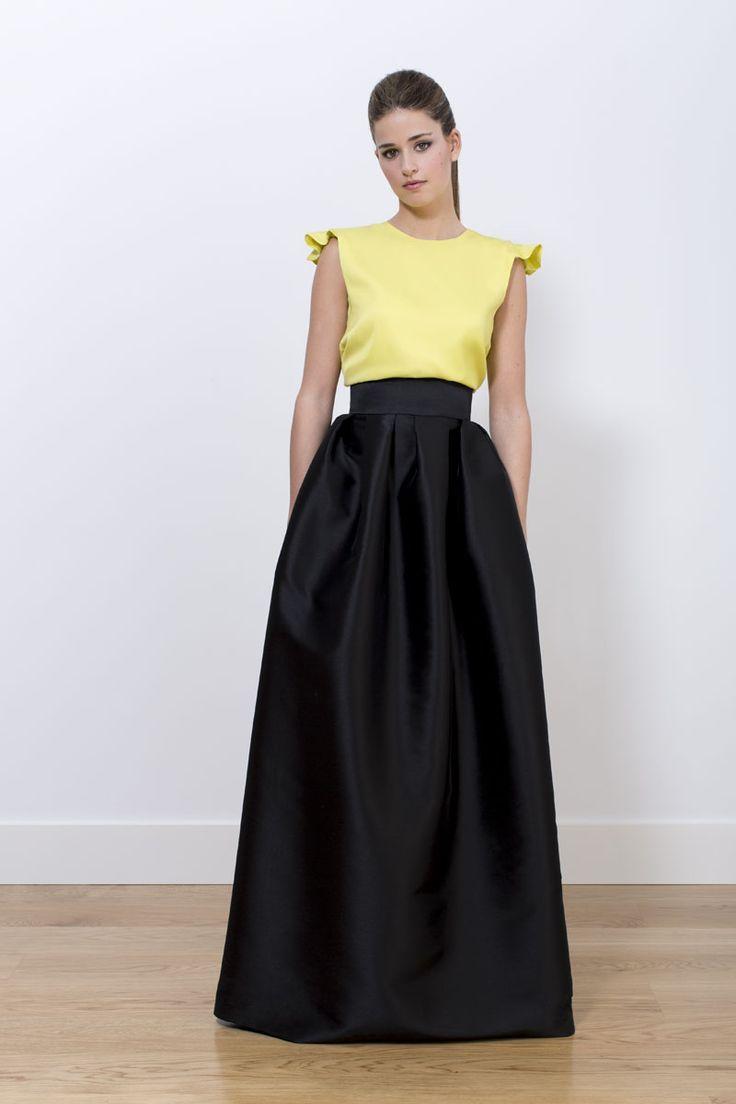 Tendencias en vestidos largos para invitadas e ventos | La perfecta ...