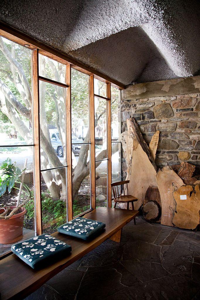 George Nakashima Studio George Nakashima Studio
