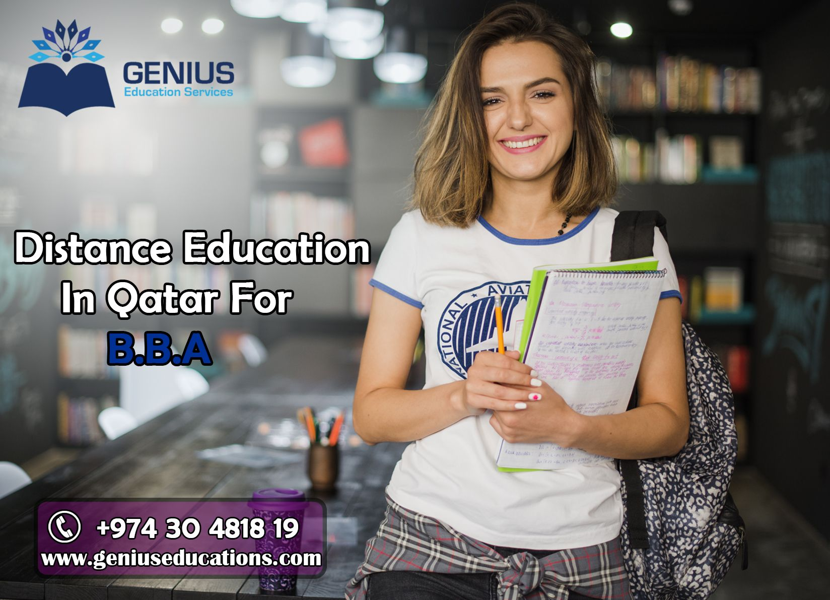 We offer distance education for many graduations at one