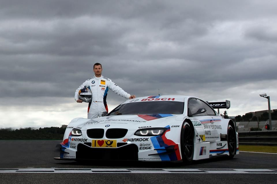BMW M3 returns to the DTM 2012, the champion is back!