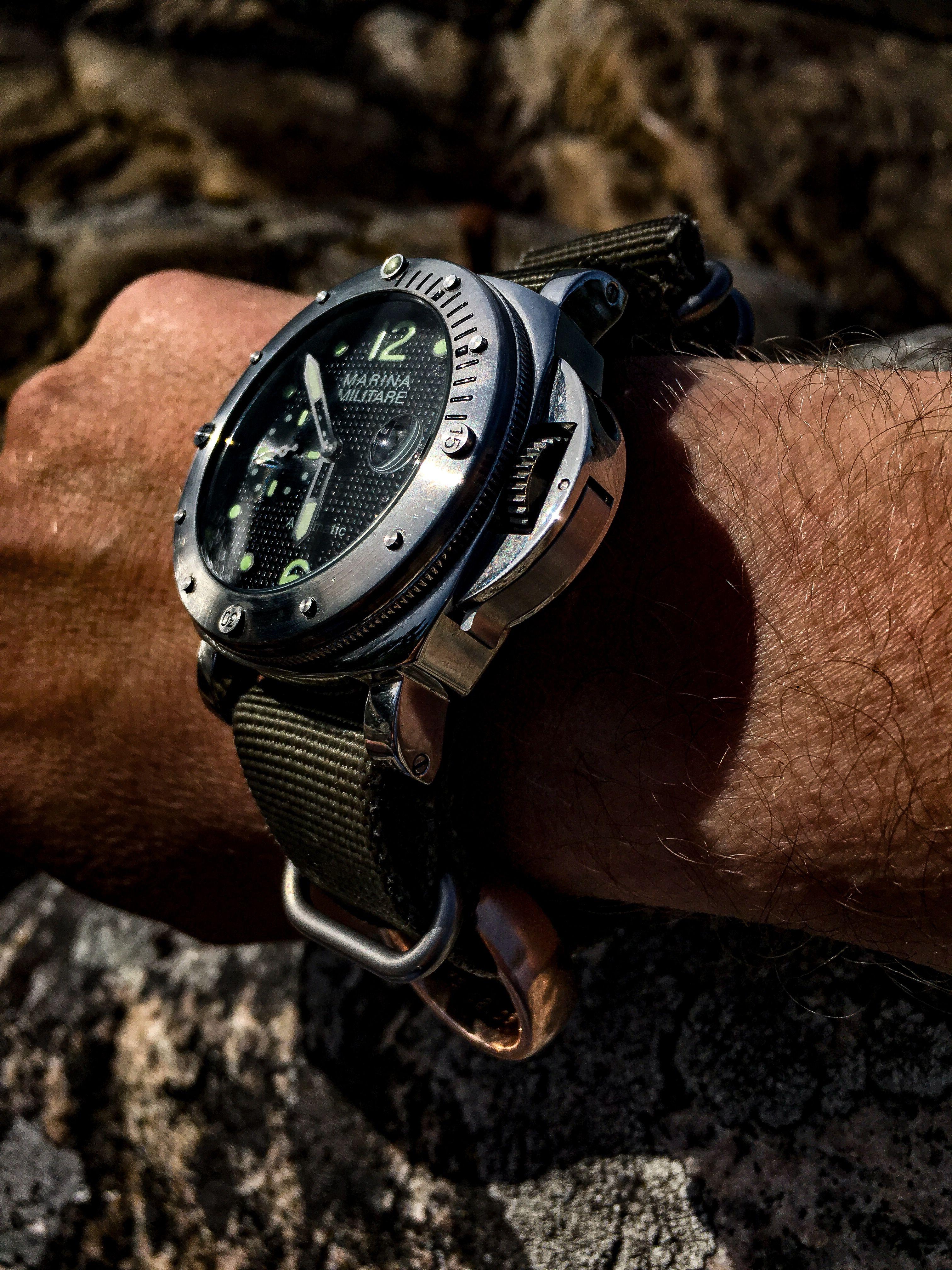 a478e5e463c254 Marina Militare Automatic | Мои часы. в 2019 г. | Мужские часы ...