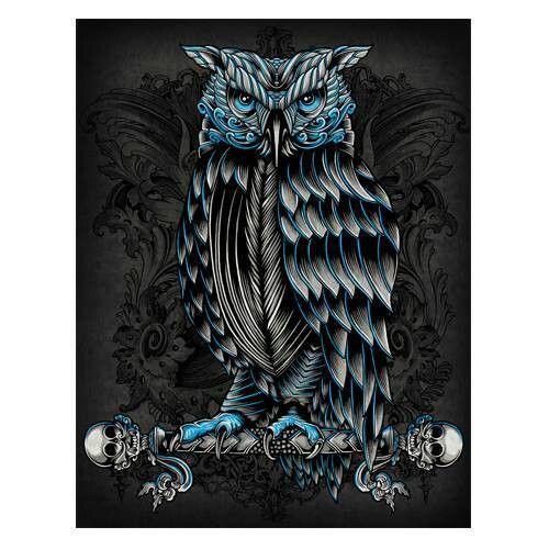 Evil Owl Burung