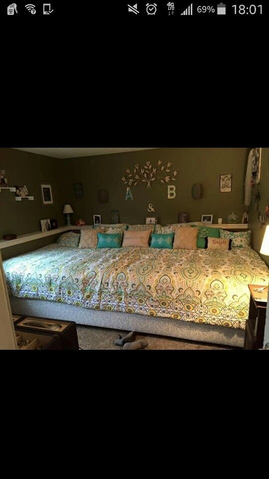 Big Bed!!