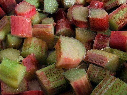 Rebarbora sa dá jesť surová alebo si z nej môžeme spraviť rebarborový kompót, džem alebo ju môžeme zamraziť.