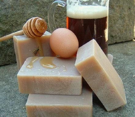 Shampoo Bar: Honey Beer & Egg | Products I Love | Shampoo