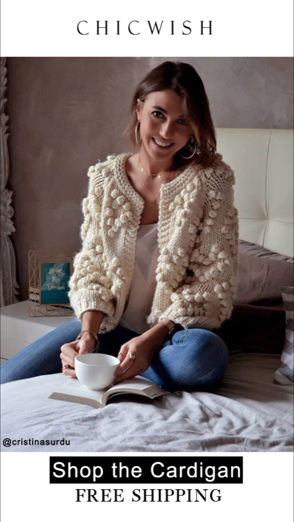 Photo of Fall Cardigan and Sweater
