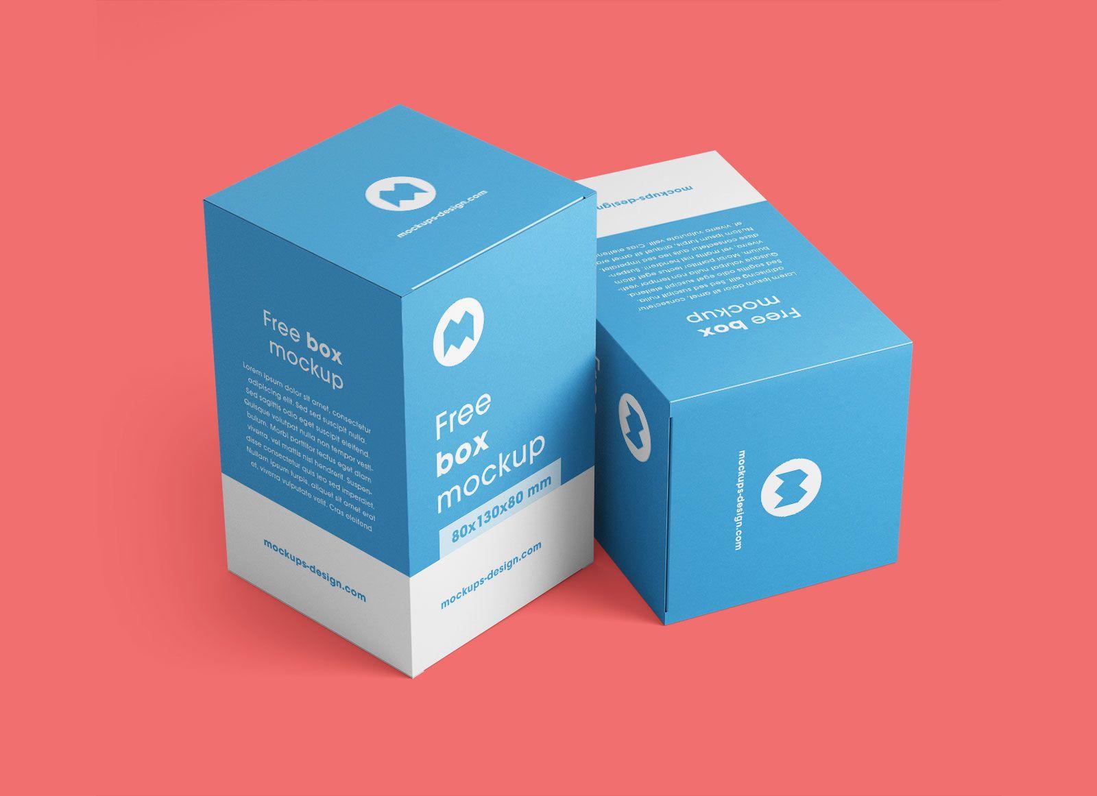 Cuboid Shape 3d Rendered Box Packaging Mockup To Showcase Blister Medicine Syrup Bottle Packaging Scent Box Packagi Packaging Mockup Box Packaging Box Mockup
