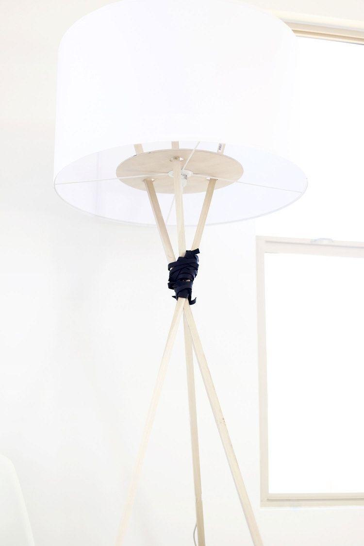 Lampenschirm Fur Stehlampe Selber Machen Ideen Zum Nachmachen