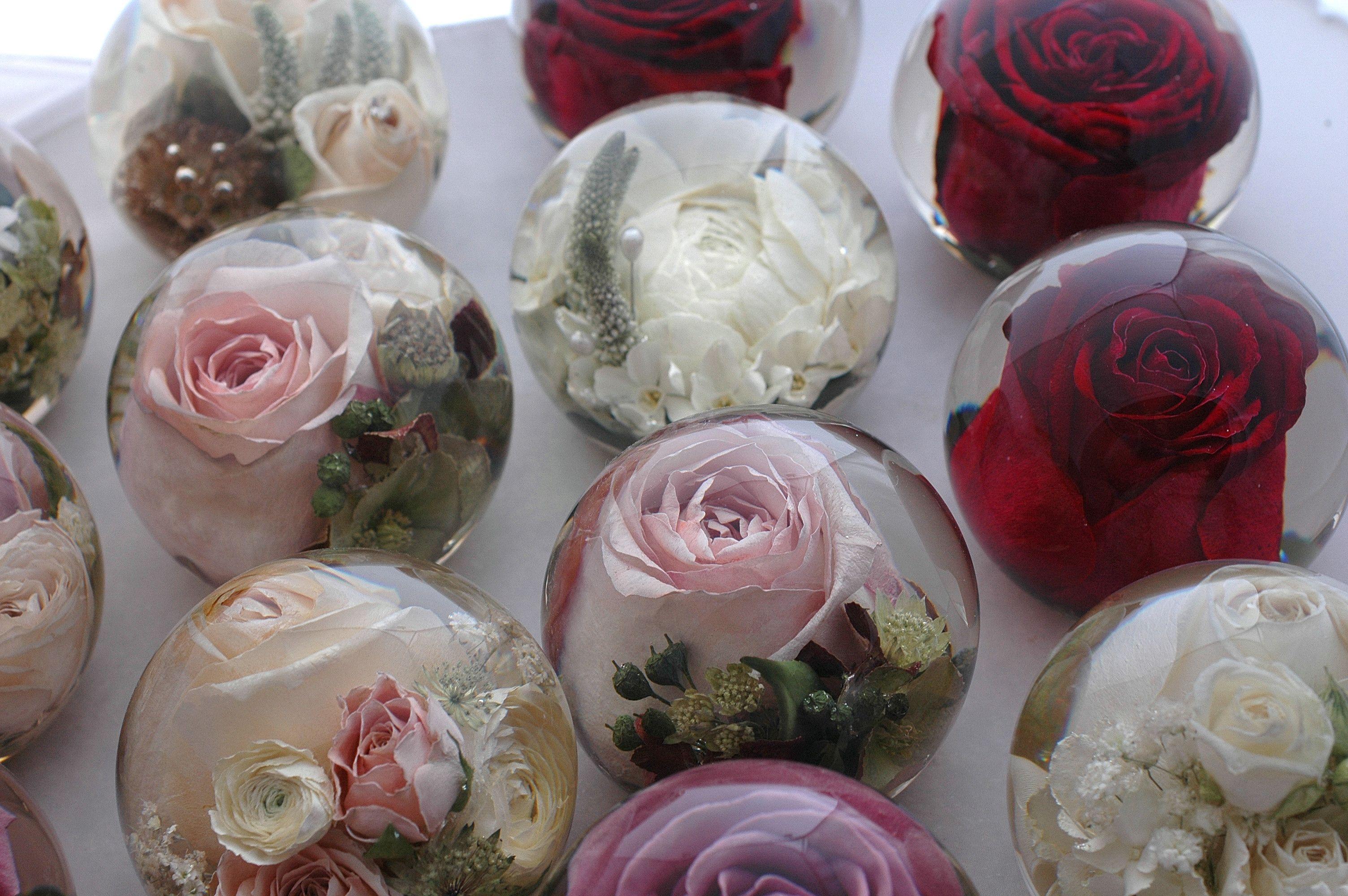 Wedding Flower Preservation Keep Your