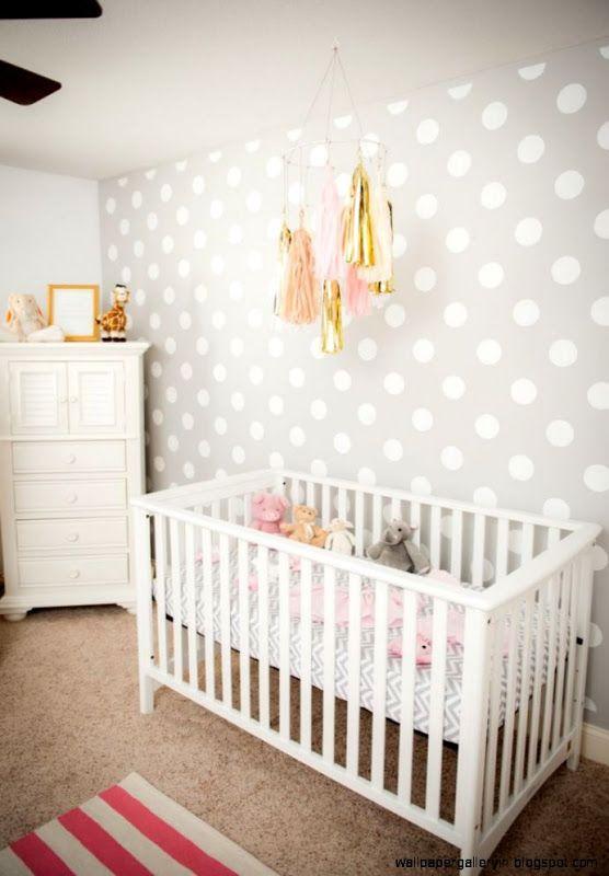 Polka Dot Wallpaper Kids Room | Wallpaper Gallery