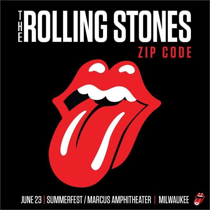 #StonesMilwaukee