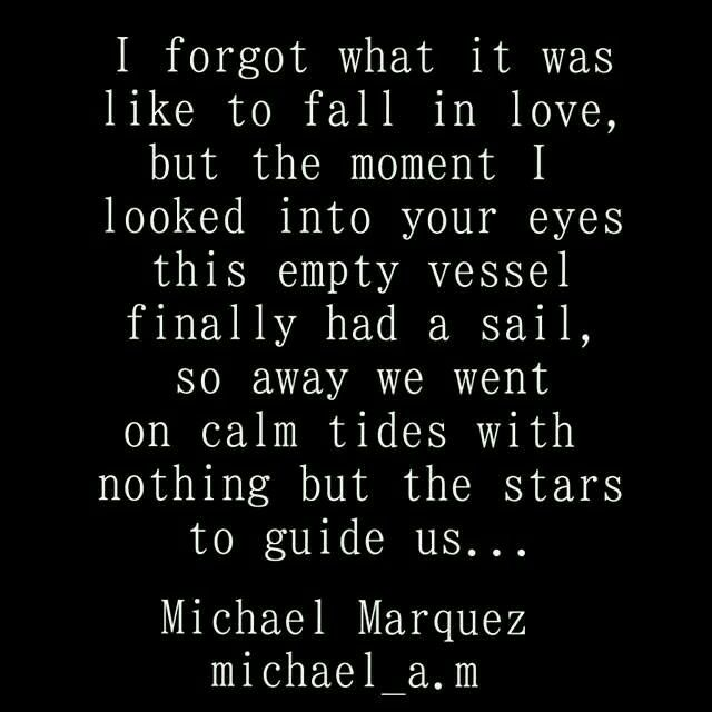 Michael Marquez Quotes And Sayings Pinterest Love Quotes