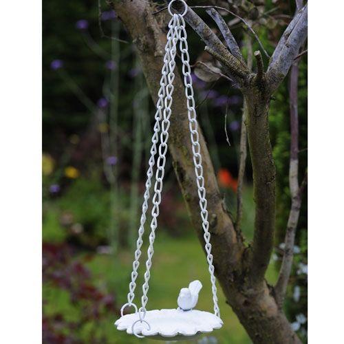 Hanging Vintage Bird Feeder