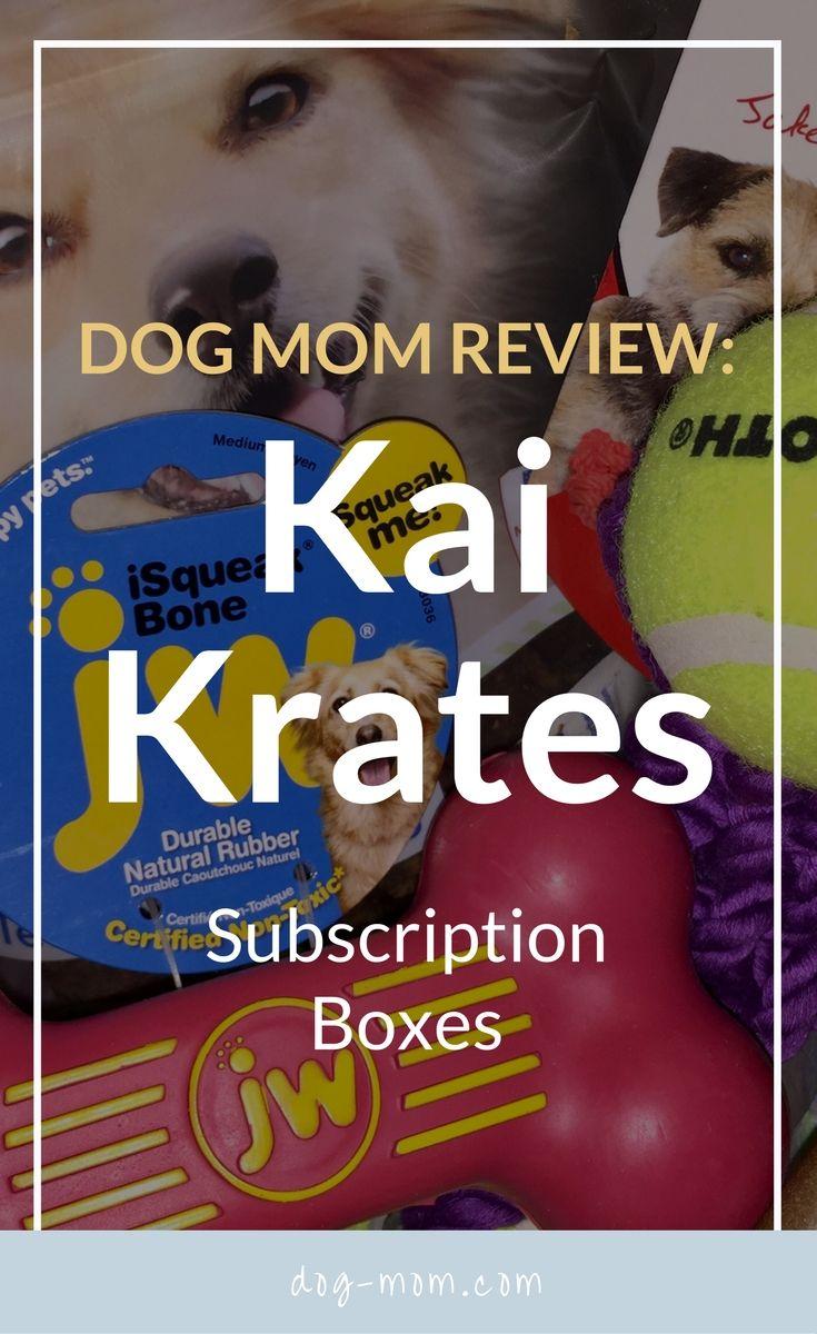 Dog Subscription Box, Kai Krates, Kai Krates Discount Code, Kai Krates Coupon, Kai Krates Review