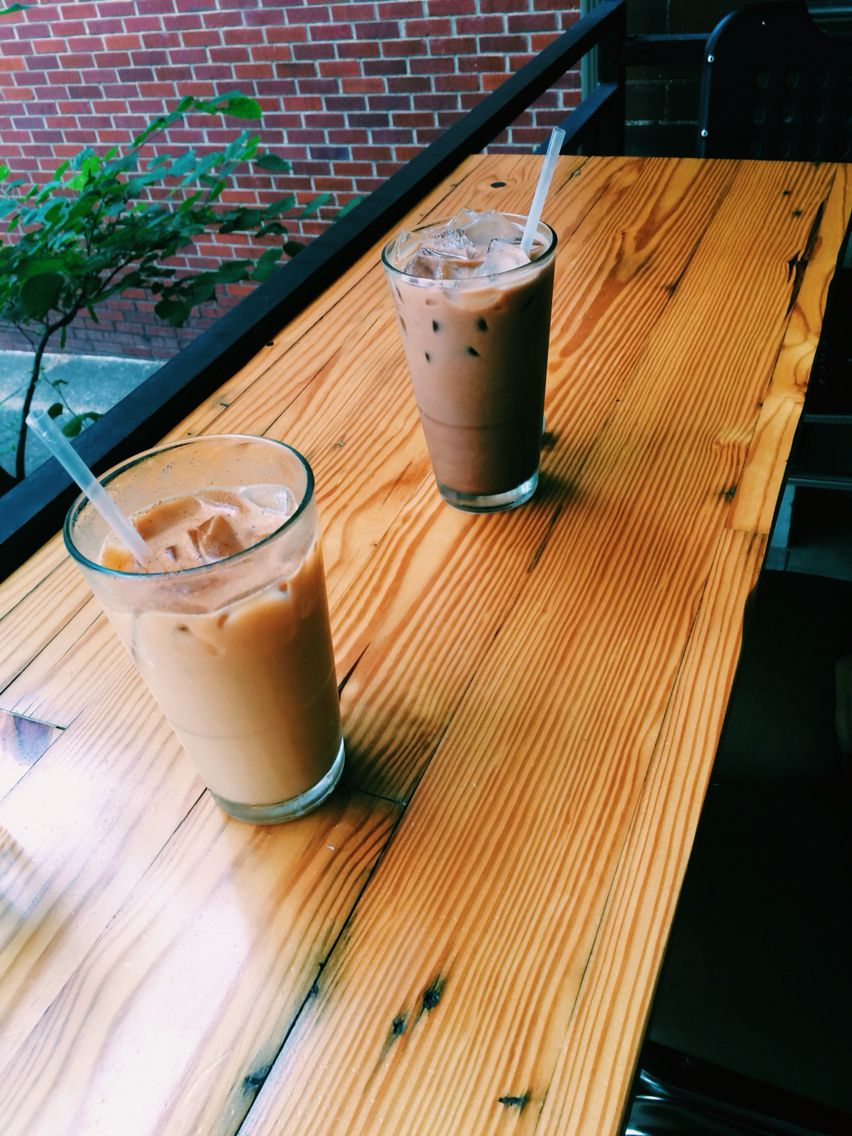 Aesthetic Iced Coffee Cups